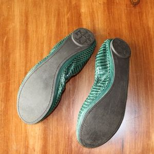 Footsee Green Flats low price fee shipping cheap sale official site sale new cheap sale hot sale ACWOBy